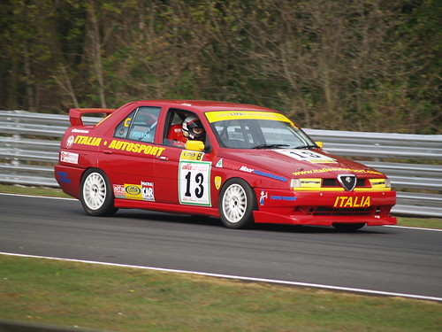 John Pogson 155 Class C winner 2007