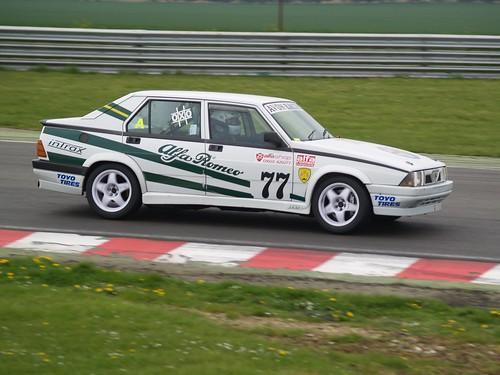 Chris Oxborough 75 3 litre Snetterton 2008