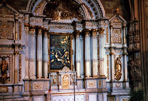 """Straßburg 1987 (11) Chapelle Saint-Laurent, Straßburger Münster • <a style=""""font-size:0.8em;"""" href=""""http://www.flickr.com/photos/69570948@N04/51005471356/"""" target=""""_blank"""">View on Flickr</a>"""