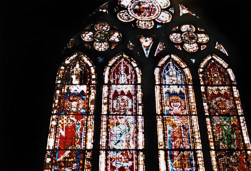 """Straßburg 1987 (10) Kaiserfenster, Straßburger Münster • <a style=""""font-size:0.8em;"""" href=""""http://www.flickr.com/photos/69570948@N04/51005486541/"""" target=""""_blank"""">View on Flickr</a>"""