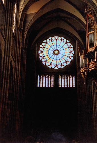 """Straßburg 1987 (09) Narthex, Straßburger Münster • <a style=""""font-size:0.8em;"""" href=""""http://www.flickr.com/photos/69570948@N04/51005595397/"""" target=""""_blank"""">View on Flickr</a>"""