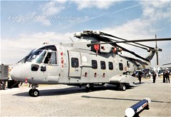 Photo of MM81492 AW EH101-ASW2-13 Merlin Italian Navy Farnborough International Airshow 20.07.04