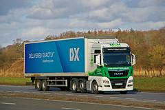 Photo of MAN - M & H Logistics Aberdeen