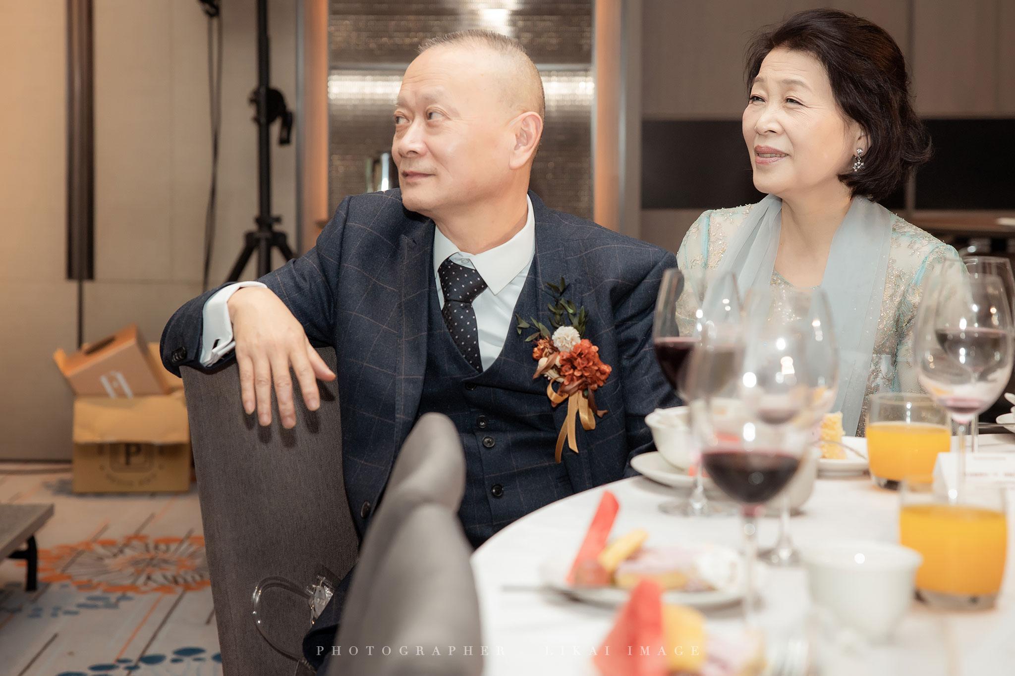 婚禮紀錄 - Fay & James - 國泰萬怡酒店