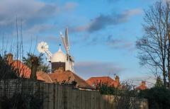 Holgate Windmill, February 2021 - 05