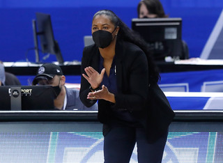 WBB: Clemson 68 Notre Dame 63 (2021 ACC Tournament) Photos