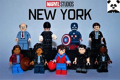 MCU Locations Vol. 5: New York