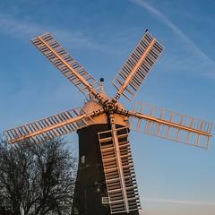 Holgate Windmill, February 2021 - 07