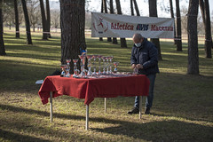 Preparazione delle Premiazioni al 25° Cross Helvia Recina