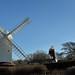 Jack & Jill Windmills, Clayton, West Sussex