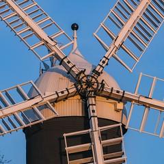 Holgate Windmill, February 2021 - 06
