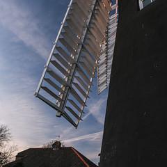 Holgate Windmill, February 2021 - 11