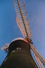 Holgate Windmill, February 2021 - 12