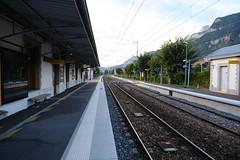 Gare SNCF @ Sallanches