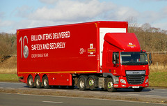 Photo of DAF CF - ROYAL MAIL