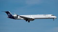 D-ACNW-1 CRJ FRA 202103