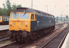Photo of 02588 47474 Norwich Station 21.05.1988