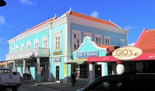 Kralendink, Bonaire
