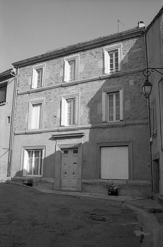 Sunlight, Shadows — Carcassonne
