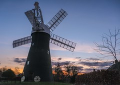 Holgate Windmill, February 2021 - 20
