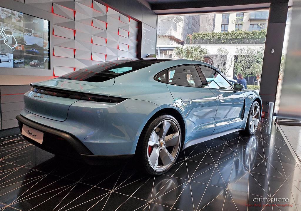 (chujy) Porsche Taycan 4S 電的你不要不要的
