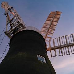 Holgate Windmill, February 2021 - 15