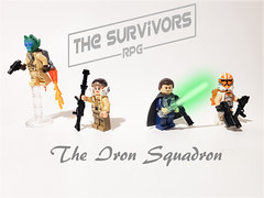 [The Survivors RPG] Iron Squadron