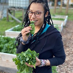 Congrats @briibeadsroyalty Keep growing!! #repost @foodshed_capital ・・・ Meet Briana Stevenson, the newest member of our Foodshed Capital team. She joins us as Diversity Coordinator and will help us with development of the Black Farmer Equity Fund. We are
