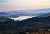 Loch Braddan from Cornish Hill