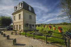 in der Nähe von Schloss Villandry Loire