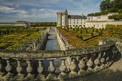 Schloss Villandry Loire VI