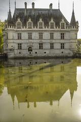Schloss Azay-le-Rideau Loire I