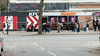 Queuing for KFC -  Lockown Three - Coronavirus (COVID-19) Sheffield, UK