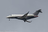 G-FXFX - 2015 build Embraer 550 Legacy 500, on approach to Runway 23R at Manchester