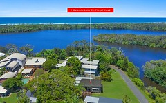 1 Wommin Lake Crescent, Fingal Head NSW