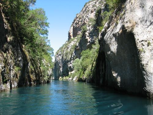 Baudinard Gorges