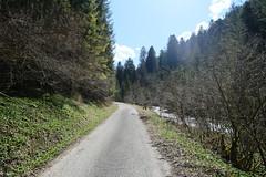 Route de la Combe d'Ire @ Chevaline