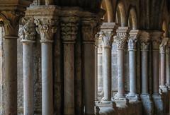 Abtei Fontenay Burgund