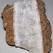 Quartz vein in sandstone (Coleman Quartz Mine, Arkansas, USA) 5