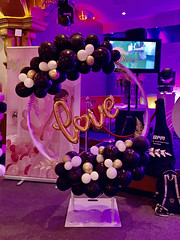 ballonnen krans love