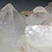 Hydrothermal quartz crystals (Late Pennsylvanian to Permian; Coleman Quartz Mine, Arkansas, USA) 3