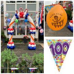 ballonnenboog 100