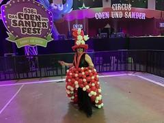 Ballonnen kostuum