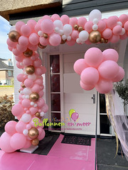 ballonslinger organize geboorte