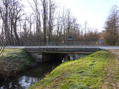 Pont @ La Deysse @ Sentier le long de la Deysse @ Albens