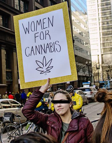 Women For Cannabis