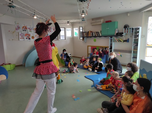 Photo 2 - Petite enfance et carnaval