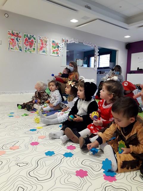 Photo 11 - Petite enfance et carnaval