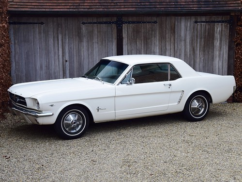 Ford Mustang Coupé 260 ci. (1964)