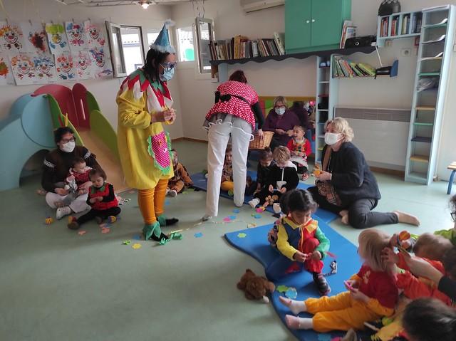 Photo 1 - Petite enfance et carnaval